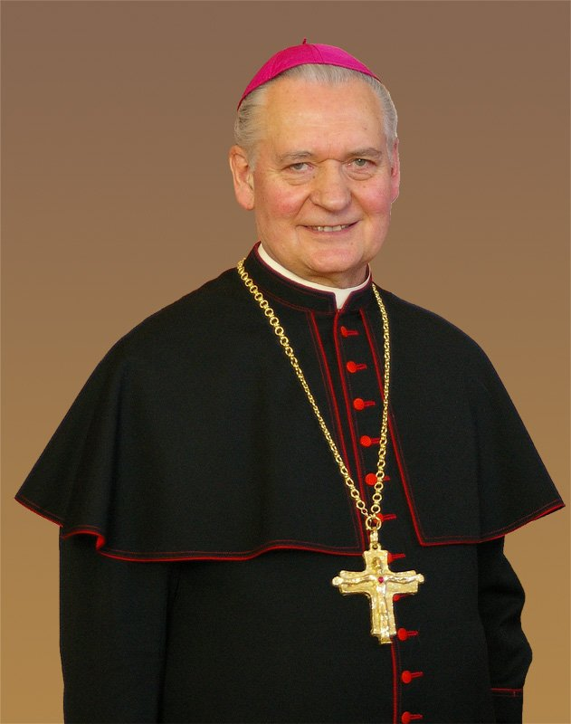 Mayer Mihály az egyházmegye nyugalmazott főpásztora