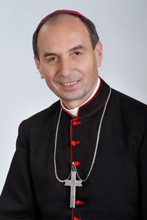 Dr. Udvardy György pécsi megyéspüspök
